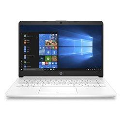 """Ultrabook HP 14-CF0013NS 14"""" i3-8130U 8 GB RAM 512 GB SSD Bianco"""