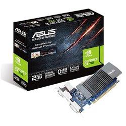 Scheda Grafica Asus NVIDIA GT 710-4H-SL-2GD5 2GB DDR5