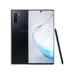 "Smartphone Samsung Galaxy Note 10+ 6,8"" Octa Core 12 GB RAM 4300 mAh Nero 256 GB"
