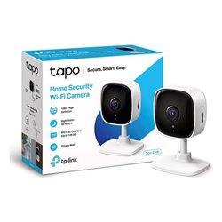 Fotocamera IP TP-Link Tapo C100 1080 px WiFi Bianco