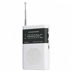 Radio Portatile BRIGMTON BT-350 Bianco