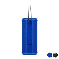 Altoparlante Bluetooth SPC 4416 10W Azzurro