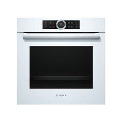 Forno Pirolitico BOSCH HBG675BW1 71 L Display TFT 3650W Bianco