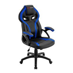 Sedia Gaming Mars Gaming MGC118BBL Nero Azzurro