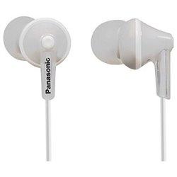 Auricolari Panasonic RP-HJE125E in-ear Bianco