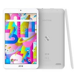SPC Lightyear 20.3 cm (8) ARM 3 GB 32 GB Wi-Fi 4 (802.11n) White Android 8.1 9744332B