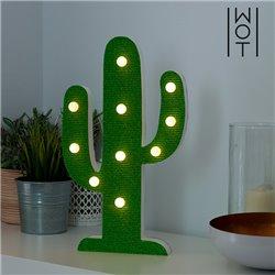 Wagon Trend Cactus LED Lampe (10 LEDs)