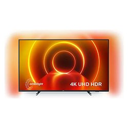 Philips 43PUS7805/12 TV 109,2 cm (43) 4K Ultra HD Smart TV Wi-Fi Cinzento