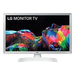 "Smart TV LG 24TL510SWZ 24"" HD LED WiFi Bianco"