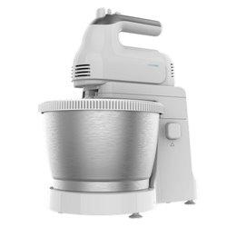Sbattitore-Impastatrice Cecotec PowerTwist Steel 500W 3,5 L Bianco Inox