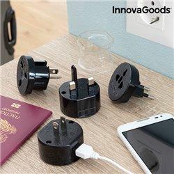 Adattatore a Spina Universale da Viaggio Electrip InnovaGoods
