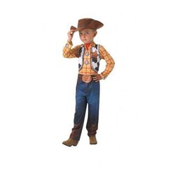 Costume per Bambini Woody Toy Story Rubies (Taglia 5-7 anni)