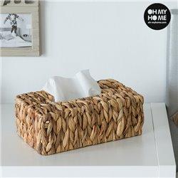 Boîte à Mouchoirs en Feuille de Maïs Oh My Home