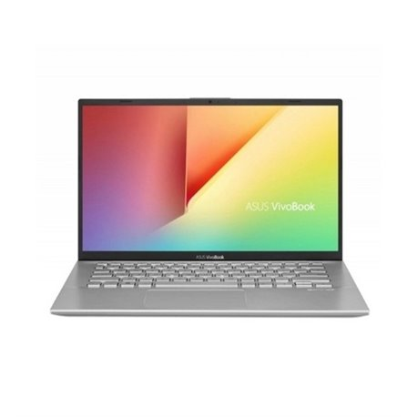 "Ultrabook Asus S412FA-EK871T 14"" i7-10510U 8 GB RAM 512 GB SSD Argentato"