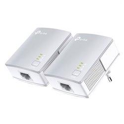 TP-LINK PA411KIT 500 Mbit/s Ethernet LAN White 2 pc(s) TL-PA411KIT