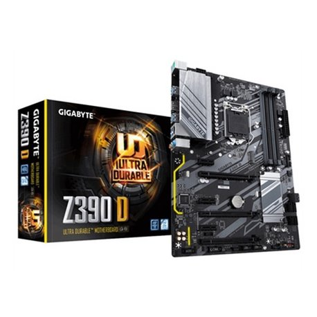 Scheda Madre Gigabyte Z390 D mATX DDR4 LGA1151