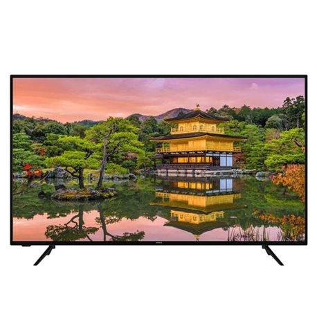 """Smart TV Hitachi 50HK5600 50"""" 4K Ultra HD LED WiFi Nero"""
