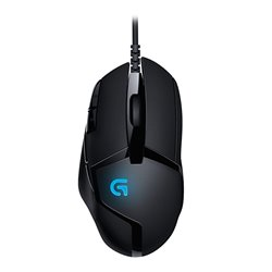 Mouse Gaming Logitech G402 Hyperion Fury USB 4000 dpi 500 ips Nero