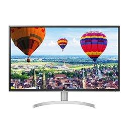 """Monitor LG 32QK500-C 31,5"""" 4K Ultra HD VA HDMI Nero"""