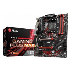 Scheda Madre Gaming MSI B450+ Max ATX DDR4 AM4