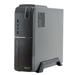iggual PC de Sobremesa PSIPC352 i5-9400 8 GB RAM 240 GB SSD W10 Negro
