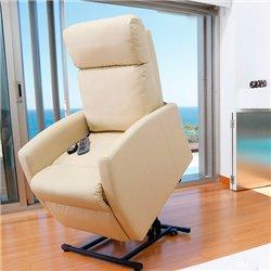Poltrona Relax Massaggiante Alzapersona Cecorelax Compact 6007