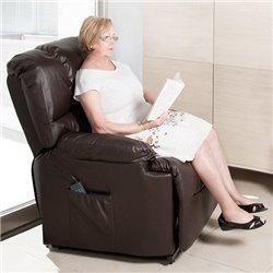 Poltrona Relax Massaggiante Cecotec 6004