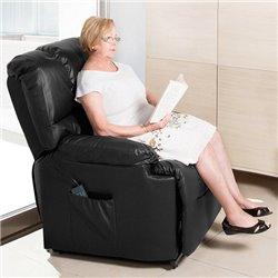 Poltrona Relax Massaggiante Cecotec 6001