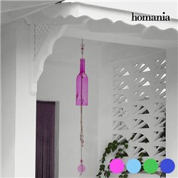 Carrillon a Vento Homania Crystal Bottle Rosa
