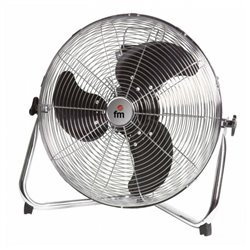 Grupo FM Floor Fan F-45 140W Metal