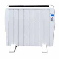 Radiatore Elettrico Digitale a Secco (8 elementi) Lodel RA8 1200W Bianco