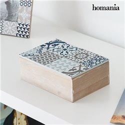 Scatola Decorativa Mosaico by Homania