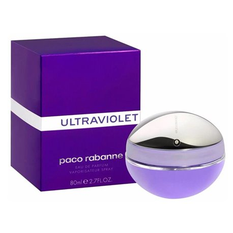 "Perfume Mulher Ultraviolet Paco Rabanne EDP ""50 ml"""