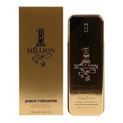 "Men's Perfume 1 Million Edt Paco Rabanne EDT ""100 ml"""