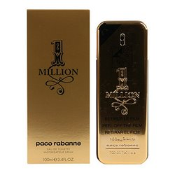 "Men's Perfume 1 Million Edt Paco Rabanne EDT ""50 ml"""