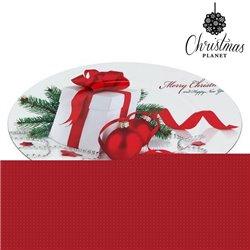 Piatto Decorativo Christmas Planet 1147