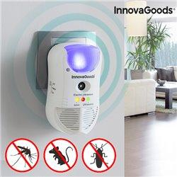 Repellente per Parassiti con LED e Sensore 5 in 1 InnovaGoods