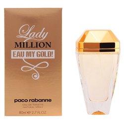 "Damenparfum Lady Million Eau My Gold! Paco Rabanne EDT ""80 ml"""