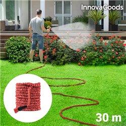 InnovaGoods Dehnbarer Gartenschlauch 30 m