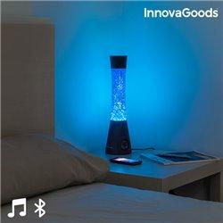 Lava Lamp con Altoparlanti Bluetooth e Microfono InnovaGoods 30W
