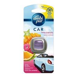 Deodorante per la Macchina Frutti Tropicali Ambi Pur (30 Días)