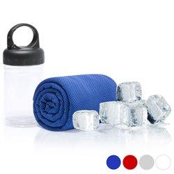 Asciugamano Refrigerante (90 x 30 cm) 145510 Azzurro
