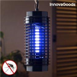 Lampe Anti-Moustiques KL-1500 InnovaGoods 4W Noire