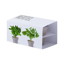 Sowing Set (2 pcs) 145113 Mint and Parsley