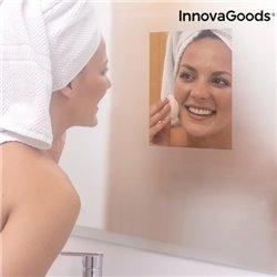 Foglio Anti-appannamento per Specchio InnovaGoods (Pacco da 2)