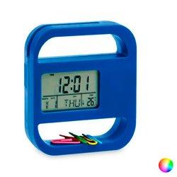 Orologio da Tavolo Digitale 144292 Rosso