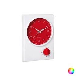 Orologio da Parete con Timer 1 h 144290 Giallo