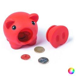 Salvadanaio Little Pig 144615 Rosso