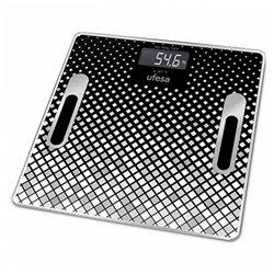 Bilancia Digitale da Bagno UFESA BE1855 Negro (30 X 30 cm)
