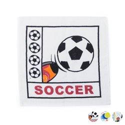 Asciugamano (30 x 30 cm) 145292 Design - Calcio